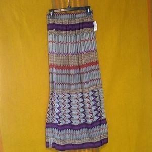 NWT Worthington Long Skirt